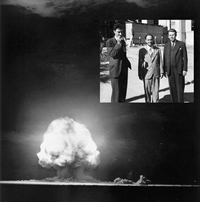 Physicists, the Bomb and the Development of U.S. Science Policy - Personnel Recollections