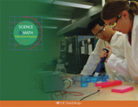 Science and Math Education (Brochure)