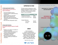 UCSD Department of Chemistry (Brochure)